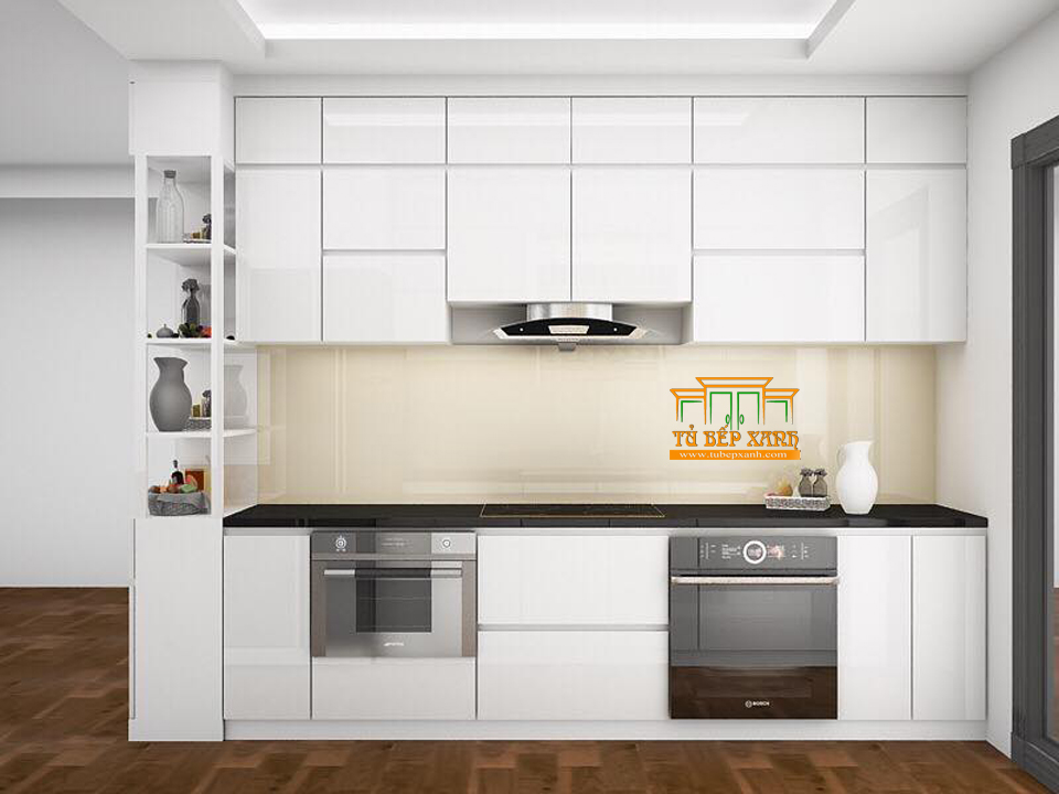Thiết kế nhà bếp bếp chung cư