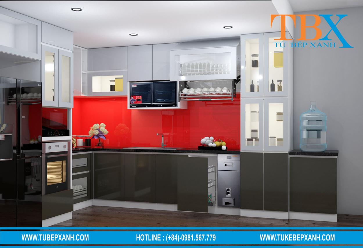 lưu ý khi thiết kế tủ bếp chuyên nghiệp