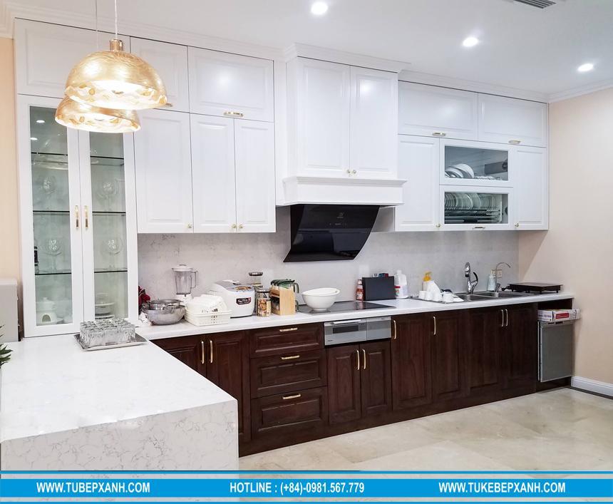 Showroom chuyên thiết kế tủ bếp đẹp và giá tốt nhất Bình Thạnh